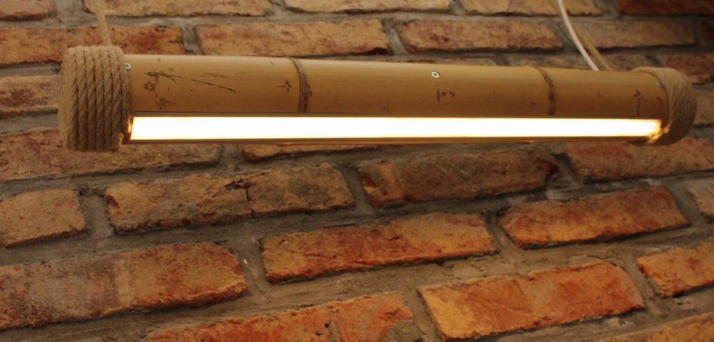 Individuelle, nachhaltig, ökologisch, regional, fair, Handarbeit, Made in Germany.Pendelleuchte Pendellampe Hängelampe Hängeleuchte Bambus Bambuslampe Vollspektrumlampe LED Vollspektrum Lampe Leuchte